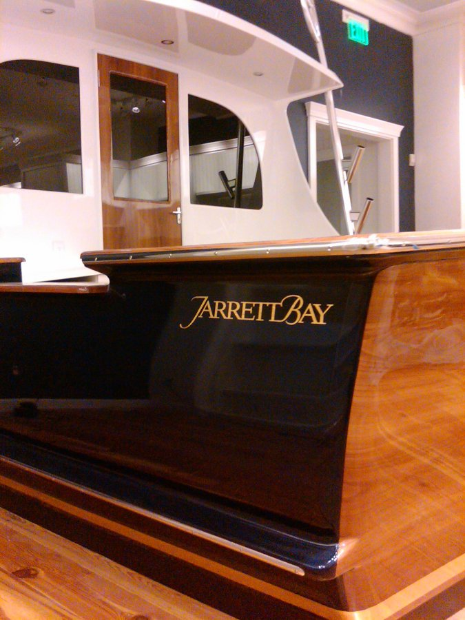 Custom Bars Amp Counters Jarrett Bay Boatworks