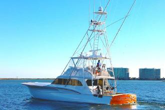 Jarrett Bay hull 19