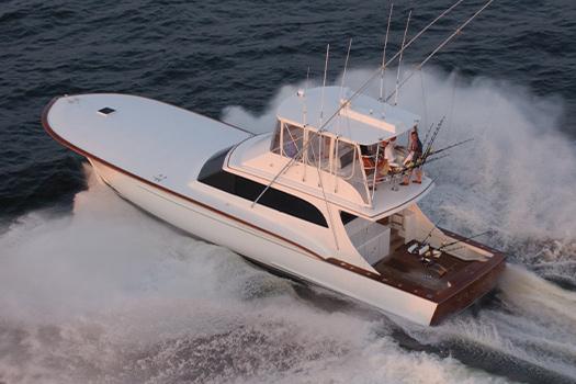 Jarrett Bay hull 23