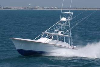 Jarrett Bay hull 29