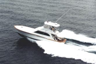 Jarrett Bay hull 31