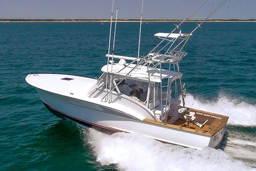Jarrett Bay hull 35