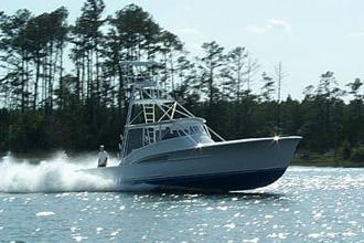 Jarrett Bay hull 36