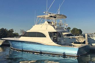 Jarrett Bay hull 40
