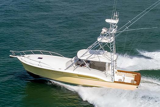 Jarrett Bay hull 41