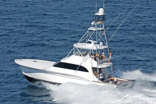 Jarrett Bay hull 43