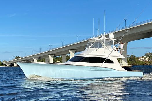 Jarrett Bay hull 50