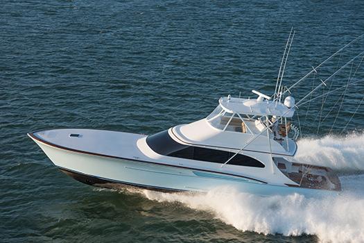 Jarrett Bay hull 59