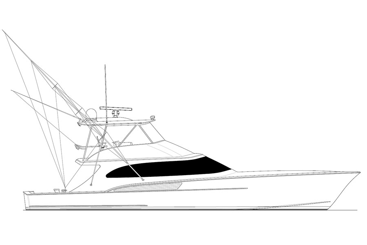 Art Line Yacht Design : Custom fleet jarrett bay boatworks