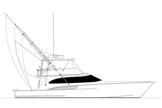 Jarrett Bay hull 65