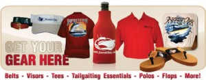 Jarrett Bay Apparel at the NEW Boathouse Site