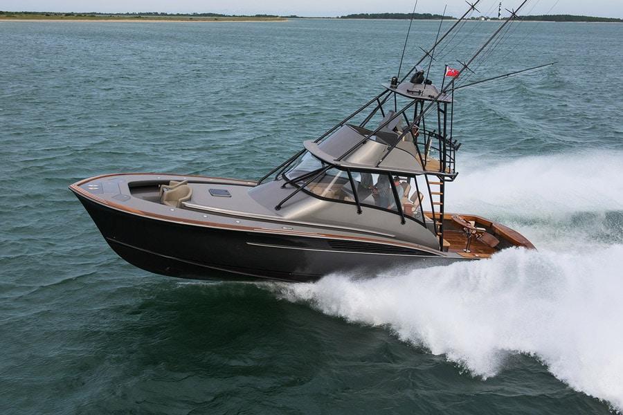 Jarrett Bay 46: The Ideal Marlin Machine