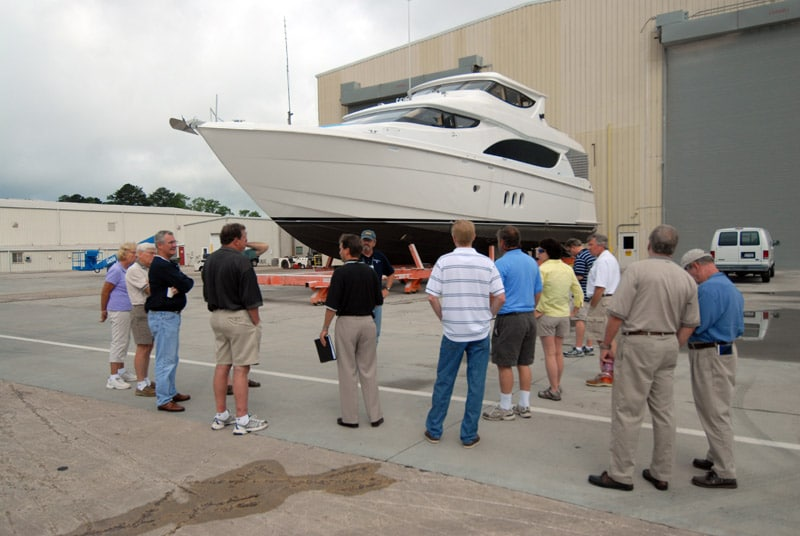 2010 Hatteras Owners School Dates Announced