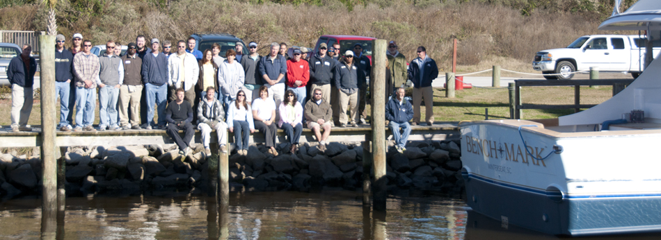 Jarrett Bay Group Photo - Dec. 2009
