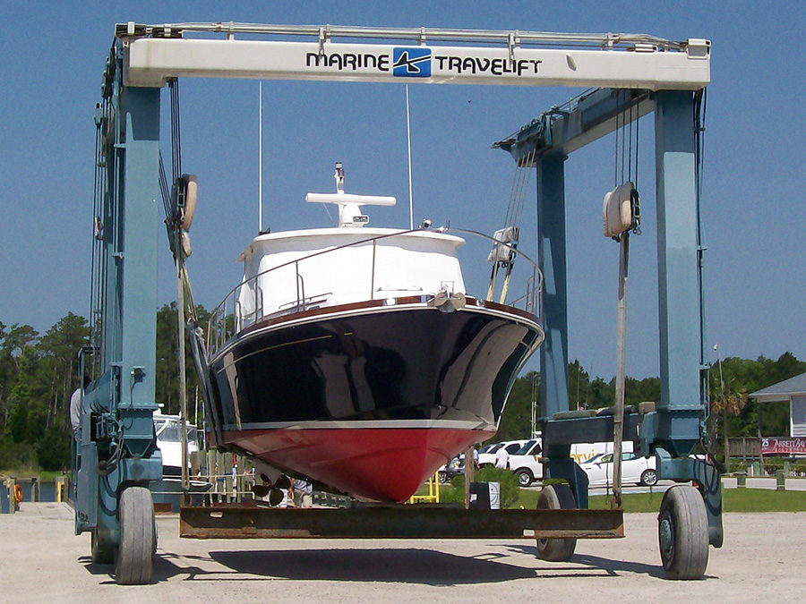 More Upgrades for A Repeat Grand Banks Yachts Customer