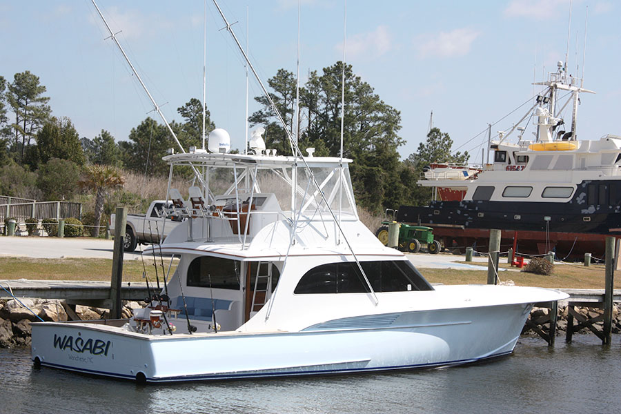 A Dream Come True Becoming a Jarrett Bay Owner