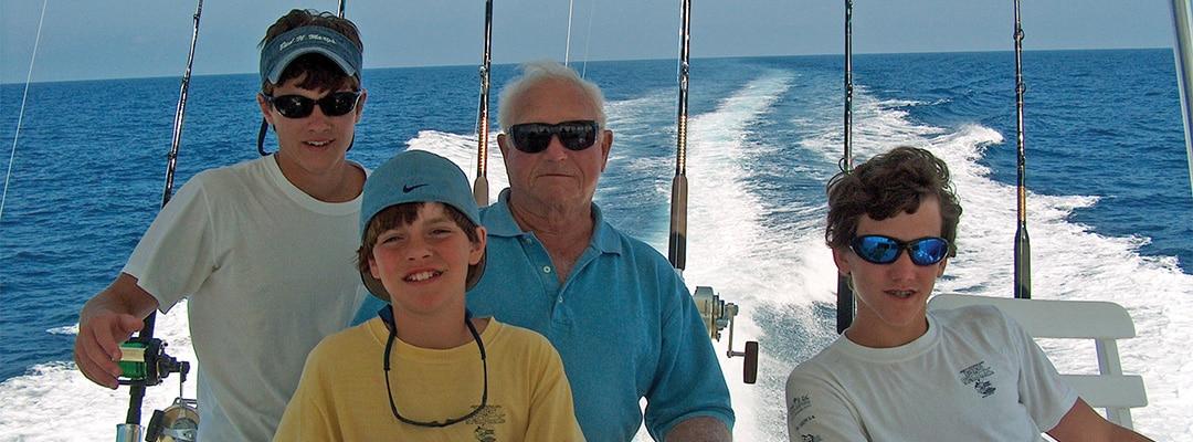 Jack Huddle and the next generation