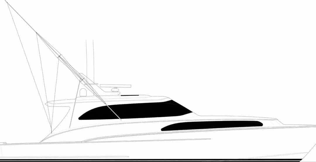 Jarrett Bay Starts Construction on 67' Sport Yacht