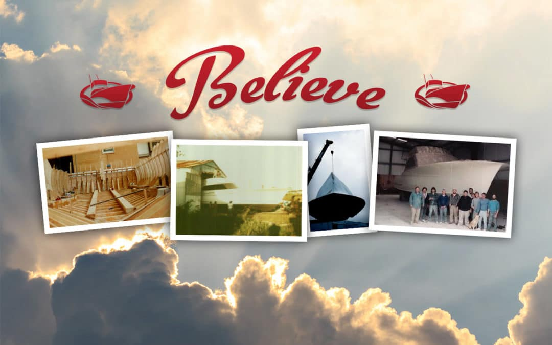 Believe! Looking Back on 30 Years this Holiday Season