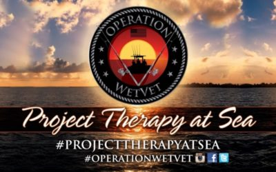 Project: Therapy at Sea Aims to Help Veterans with PTSD