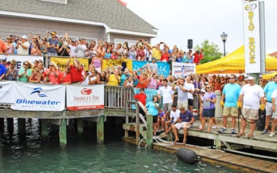Big Rock Tournament Announces Jarrett Bay as Official Major Sponsor