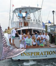 Inspiration Wins 2014 Big Rock