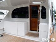 cockpit & mezzanine - before