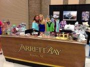 9' Jarrett Bar tradeshow display