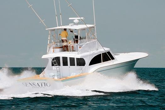Jarrett Bay hull 01