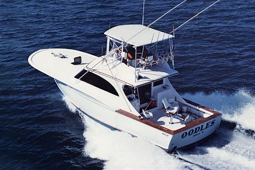 Jarrett Bay hull 02