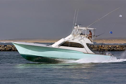Jarrett Bay hull 06