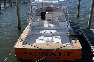 Jarrett Bay hull 12