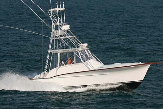 Jarrett Bay hull 16