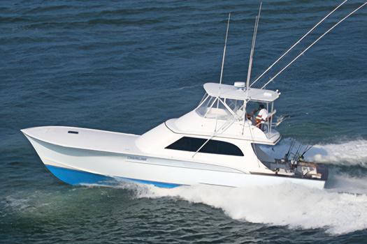 Jarrett Bay hull 21