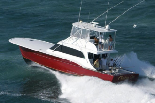 Jarrett Bay hull 24
