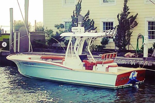 Jarrett Bay hull 33
