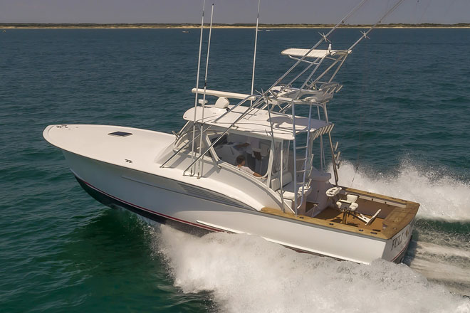 Custom Fleet - Jarrett Bay Boatworks