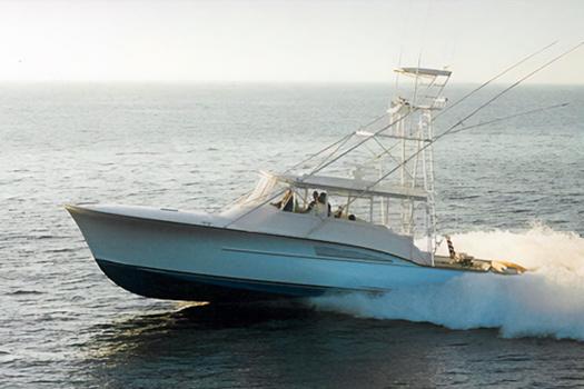 Jarrett Bay hull 39