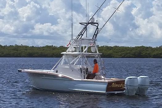 Jarrett Bay hull 47