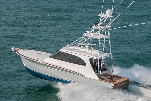 Jarrett Bay hull 53