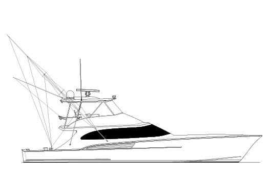 Jarrett Bay hull 64