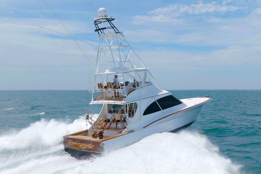 Jarrett Bay hull 67