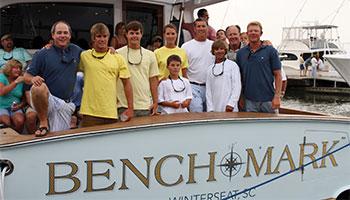 2010 Megadock Winners