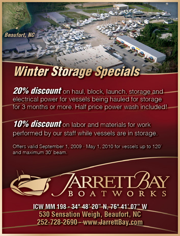 Winter Storage Specials