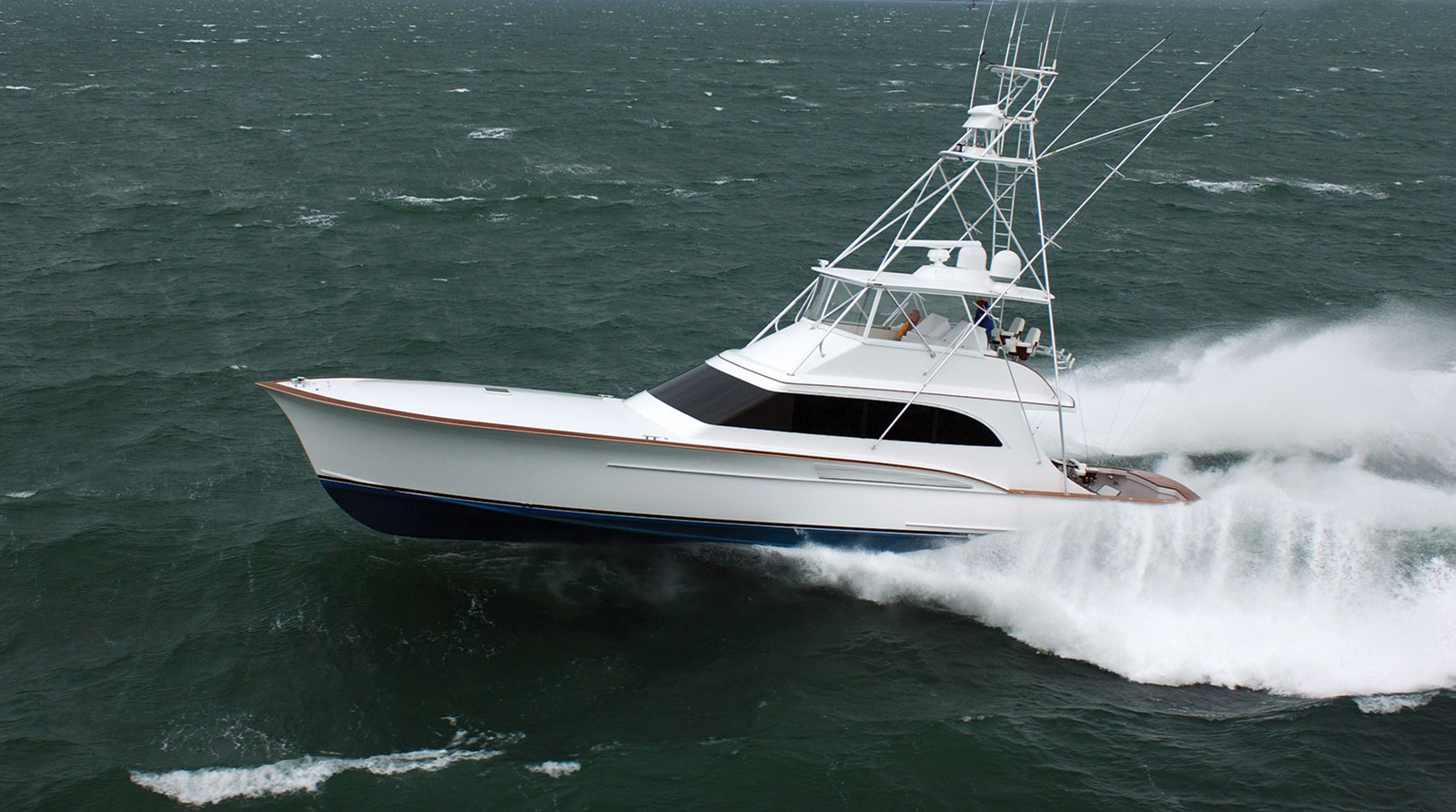 68 Big Marlin Jarrett Bay Boatworks
