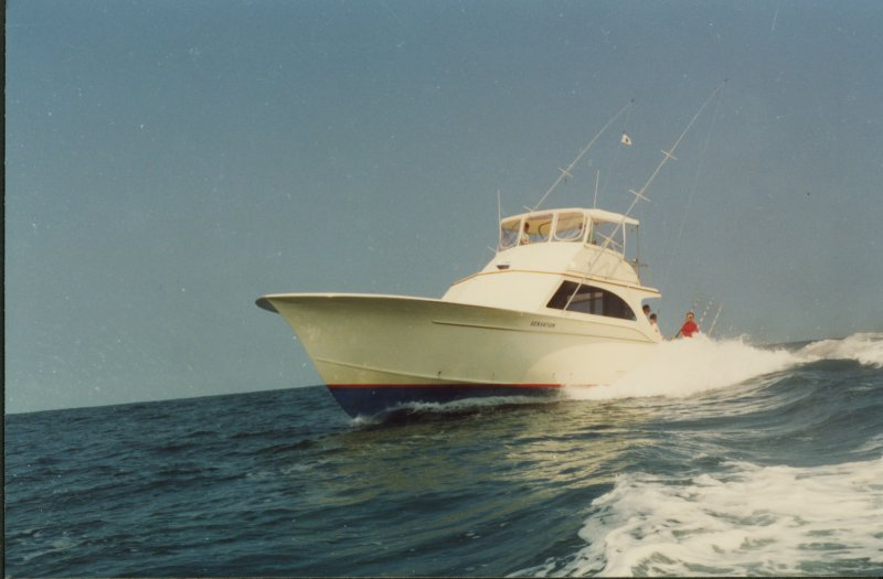 Jarrett Bay 52' - Sensation