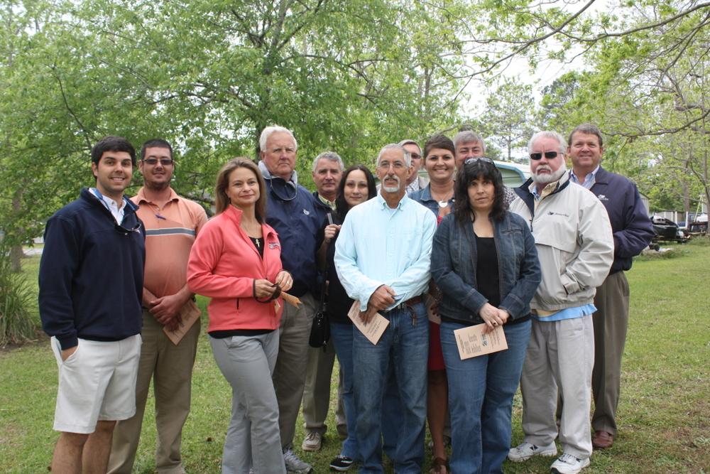 Jarrett Bay staff