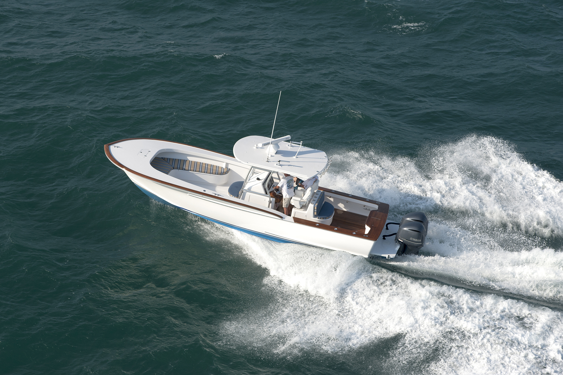 32' Miss Alison - Jarrett Bay Boatworks