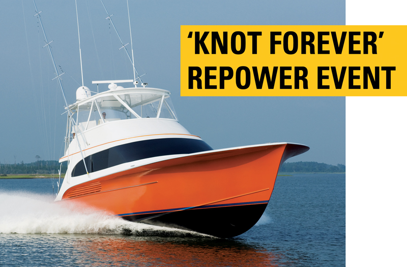 Cat Repower Event