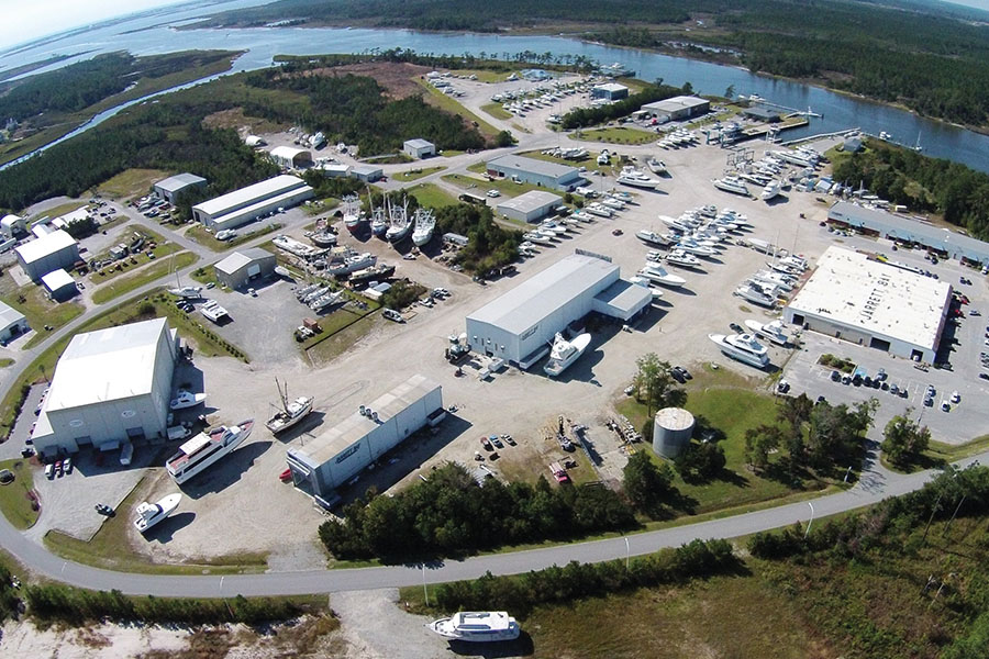 Marine Industrial Park